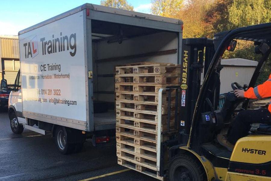 TAL-Fork-Lift-Truck-Training